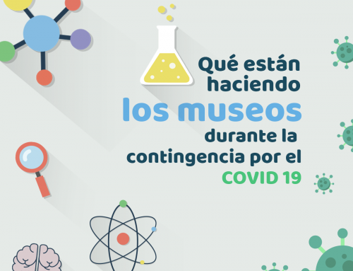 ¿Qué están haciendo los museos y centros de ciencia en México durante la contingencia por el COVID-19?
