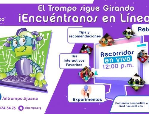 «EL TROMPO» CONTENIDOS ENTRETENIDOS EN REDES DIGITALES.
