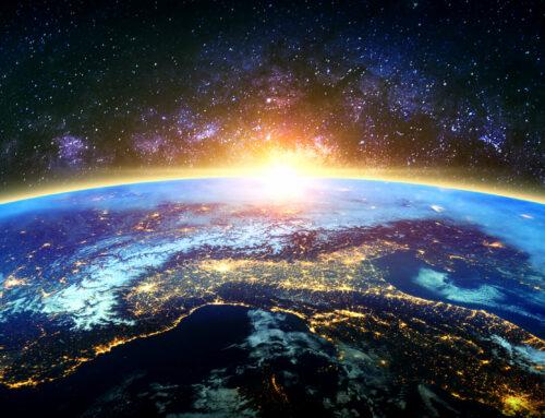 El oxígeno y la evolución de la Tierra